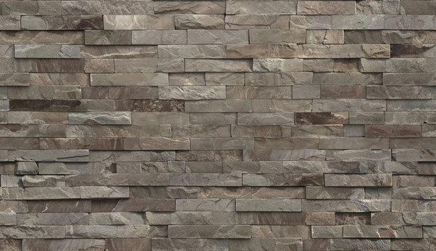 Streak stone wall covering textured and shadered seamless mapping.