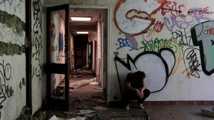 Abandoned Garage