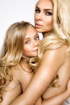 Daughter nudist mom I'm a