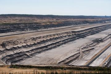 Tagebau Hambach Braunkohle
