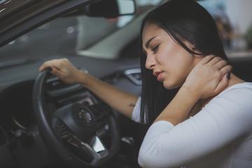 Cuidado de accidentes automovilísticos