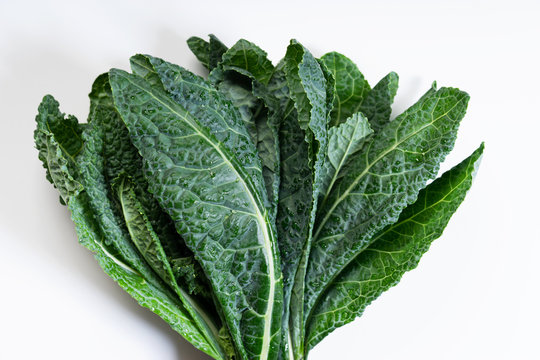 bunch of fresh lacinato kale
