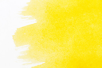 Abstract yellow arts background