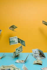 Cash Money Falling