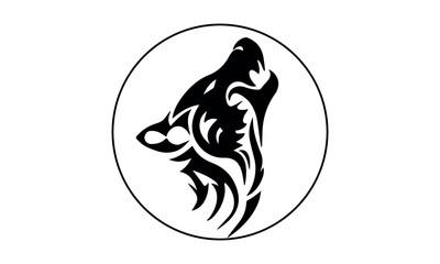 werewolf design vector illustration animal