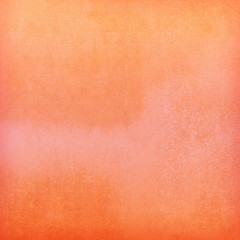 Orange abstract colors background with paper texture
