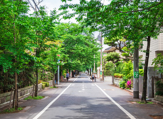 住宅街・閑静な住宅街 イメージ