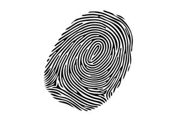 Finger, Fingerabdruck, Daumen, Abbild, Spur, Beleg, Beweis, Idee