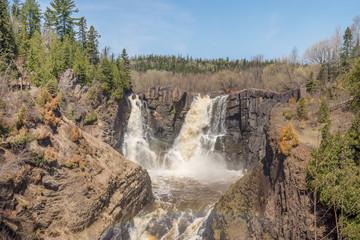 Wall Mural - High Falls