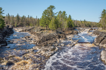 Jay Cooke State Park Wall mural