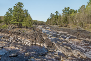 Wall Mural - Jay Cooke State Park
