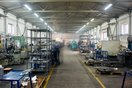 Metalworking manufactory