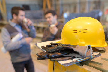 hardhat gloves and factory