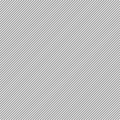 Striped seamless pattern with diagonal line. Black and white fashion graphics design. Vector Illustration.