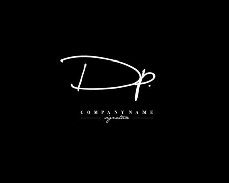 Dp Letters Logo Font Photos Royalty Free Images Graphics Vectors Videos Adobe Stock