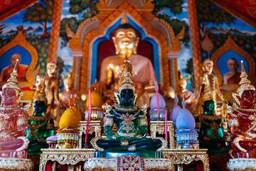 Statua di Buddha di Smeraldo