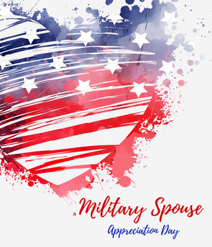 USA military spouse appreciation day