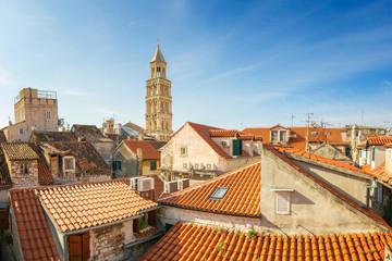Fototapete - Old Town of Split, Croatia