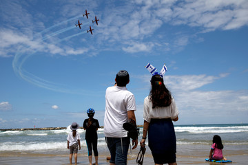 Israel marks Independence Day