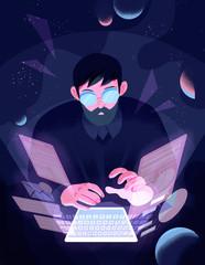 Hologram Desktop