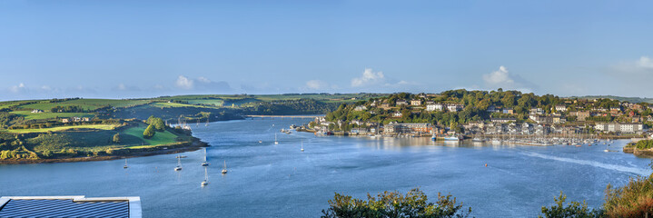 Fototapete - View of Kinsale, Ireland