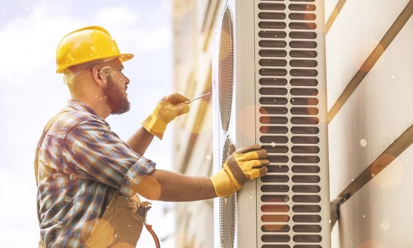 Ac air appliance change checking clean condition