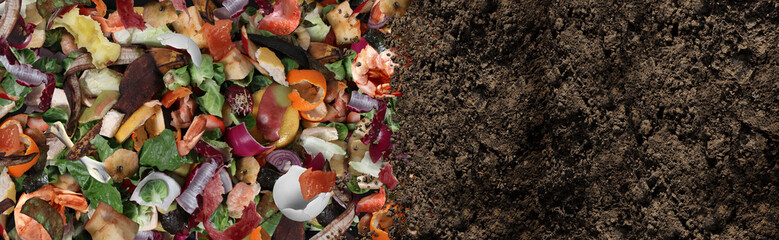 Compost And Composted Soil