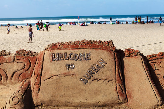 welcome to durban south afica