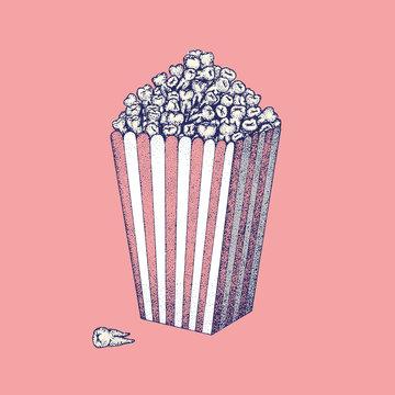 Teeth in a Popcorn Bag