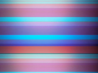 Abstract Colorful Digital Stripes