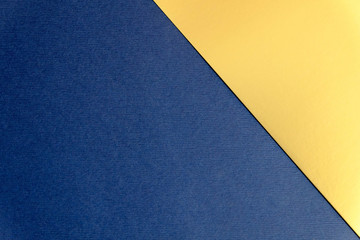 Navy blue and gold paper texture background