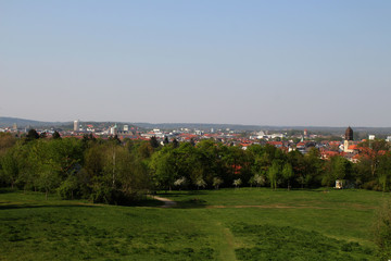 Blick über Osnabrück