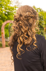 Frisur, Locken