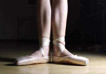 Ballet Position, Ballerina