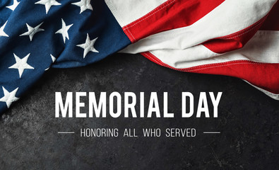 Memorial Day - Honoring All Who Served