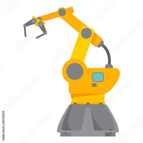 Industrial mechanical robotic arm Manufacture technology industry