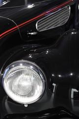 Fotobehang Vintage cars Details of the car close up