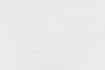Abstract white crumpled paper texture background or backdrop. Empty clean note page or parchment sheet for decorative design element. Simple monochrome surface for journal template presentation. Wall mural