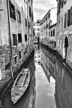 gondola in venice in italy