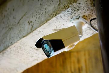 CCTV camera in restaurant, office