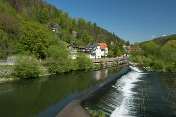 Mühlen am Neckar