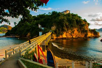 Boa Viagem Island, Niteroi, State of Rio de Janeiro, Brazil