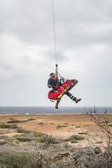 Dutch Caribbean Coastguard exercise -Island of Curacao