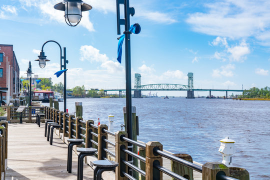 Wilmington, North Carolina Riverwalk