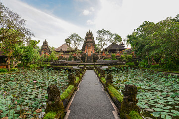 Saraswati Temple in Ubud
