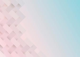 Colorful 3D modern background design