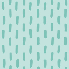 Blue vector seamless pattern with dotted lines