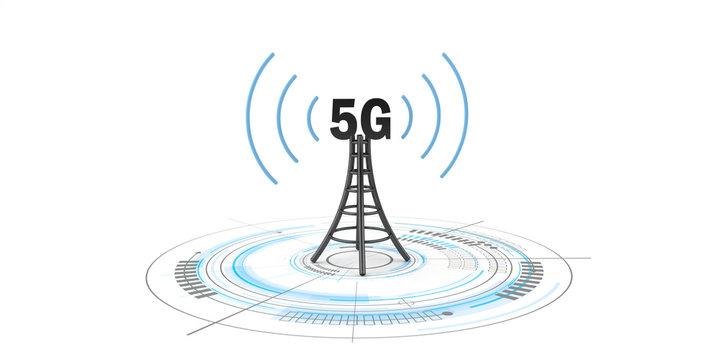 5G Technology Antenna