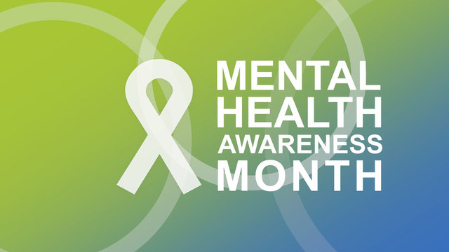 Mental Health Awareness in May an annual campaign in the United States highlighting awareness of mental health.