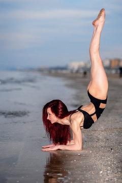 Ballerina Mare Senigallia